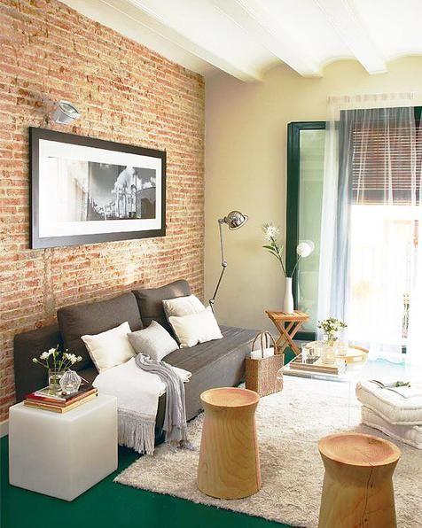 die besten 25 steinwand tapete ideen auf pinterest wandtapete wohnzimmer tapete der liebe. Black Bedroom Furniture Sets. Home Design Ideas