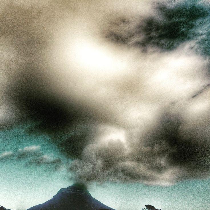 Volcano like Lion's Head