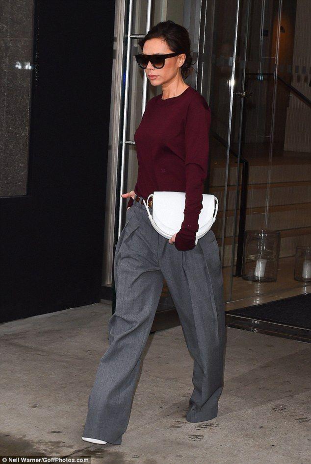 Victoria Beckham - February 2017