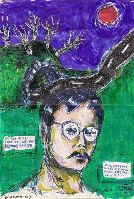 RETARD → Magazine - TON SERIAL KILLER: EDMUND KEMPER