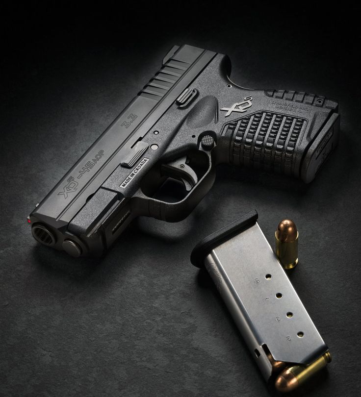 Springfield Armory XDS 45ACP  Noticeably Unnoticeable