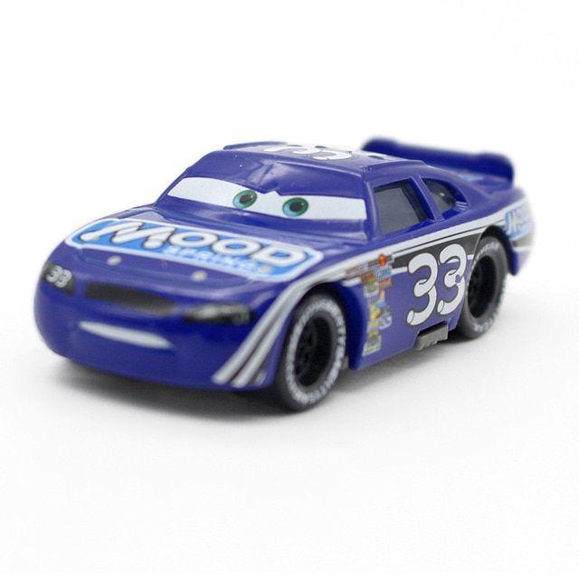 Disney Pixar Car Mack No.33 Mood Springs Truck Toy Model Car 1:55 Loose Gift New