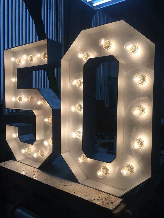 Large Marquee Numbers Marquee Letters Large Light Up Lighted Marquee Letters Diy Marquee Letters Light Letters
