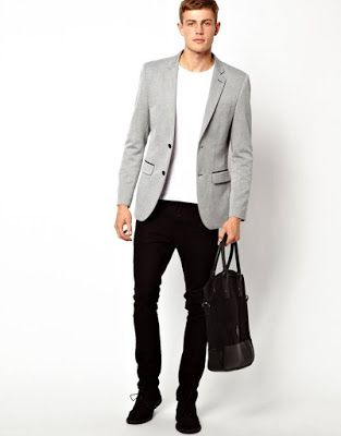Como Vestir Formal Fashion Men Ropa Semi Formal Hombre