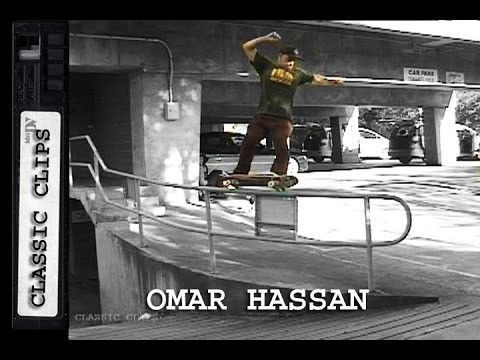 Omar Hassan Skateboarding Classic Clips #217 - http://DAILYSKATETUBE.COM/omar-hassan-skateboarding-classic-clips-217/ - Omar Hassan can skate anything he is put in front of! A true definition of an all round great skateboarder! For more Skateboarding Classic Clips EVERY THURSDAY please subscribe:http://www.youtube.com/user/Skateintheday Subscribe - #217, classic, clips, hassan, omar, skateboarding