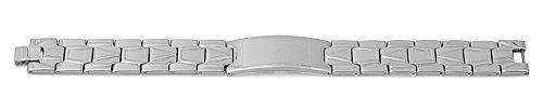 STR-0304 Stainless Steel Polished Link Men's ID Bracelet Jinique http://www.amazon.com/dp/B00OD8PE24/ref=cm_sw_r_pi_dp_bpUewb18FWCM9
