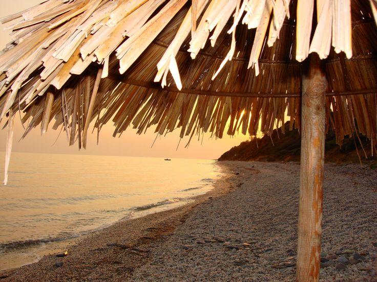 Kageles beach