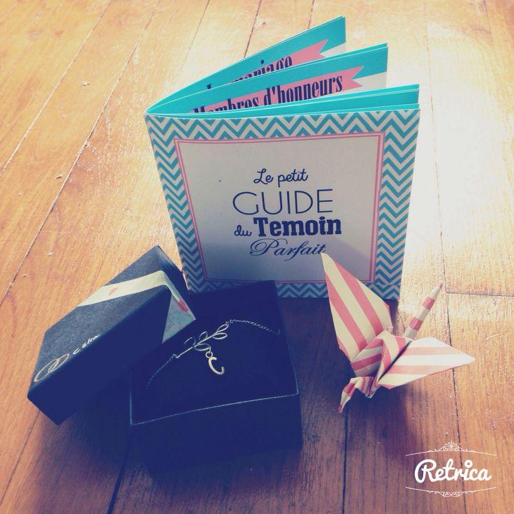 cadeau pour mes tmoins de mariage le livret du parfait tmoin wedding - Cadeau Temoin Mariage