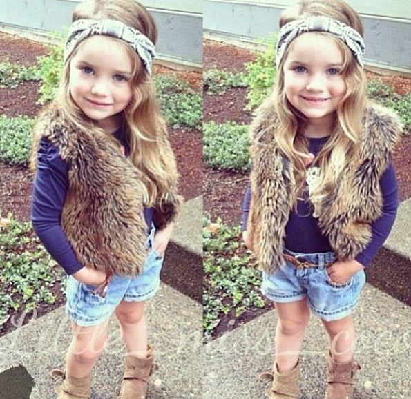 My future little fashionista.