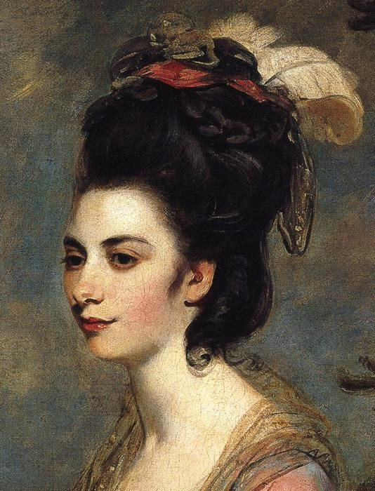 Sir Joshua Reynolds, Mrs Richard Crofts, 1775.