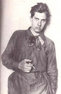 The single fact of existing is already a true happiness. - Blaise CendrarsGents De, Russian Constructivism, Russian Poets, Things Russian, Vladimir Mayakovsky, Gents Inter, Russian Literature, Awesome People, Art Pictures