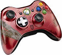 Xbox 360 Tomb Raider Limited Edition Wireless Controller