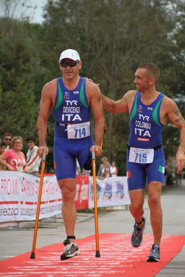 TOMPOMA SPORTMAN    (foto di Marco Bardella).-the best crutch ever built. www.tompoma.com
