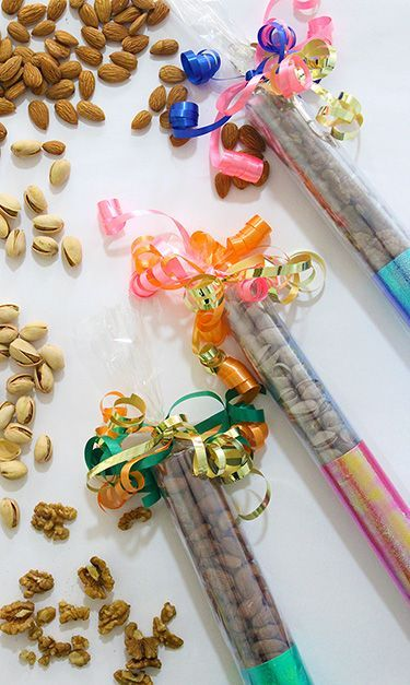 DIY Diwali Dry Fruit Crackers for gifting!