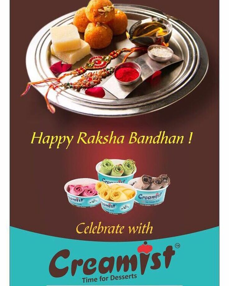 Happy Raksha Bandhan. Celebrate with live icecream rolls thick shakes and more... Location: Creamist Thakur Village opposite joggers  park Kandivali East #creamist #rakshabandhan #festival #indianfestivals #bros #sis #icecreamrolls #liveicecream #blueberry #icecream #thakurvilllage #mumbaiblogger @digital_khau_galli @deshmukhanish200 @shewhoeats_swe @hogger_and_wanderer @huungry_engineer @thehoggingbhatt @twowisebhukkad #instadesserts #dessertforever #couplethateatstogether