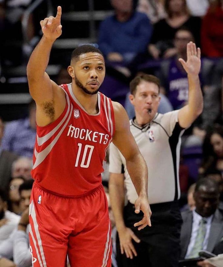 Eric Gordon has been named the NBA Sixth Man of the Year.