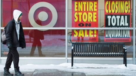 Even their liquidation is a massive disappointment: Target Canada's liquidation draws crowds, but also bargain hungry critics | CBC News