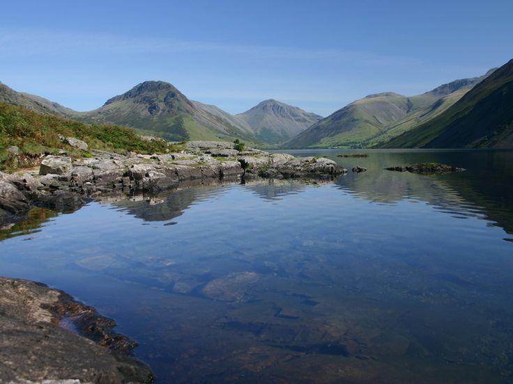 Lake District, England | lake district clean water boats in lake district lake district