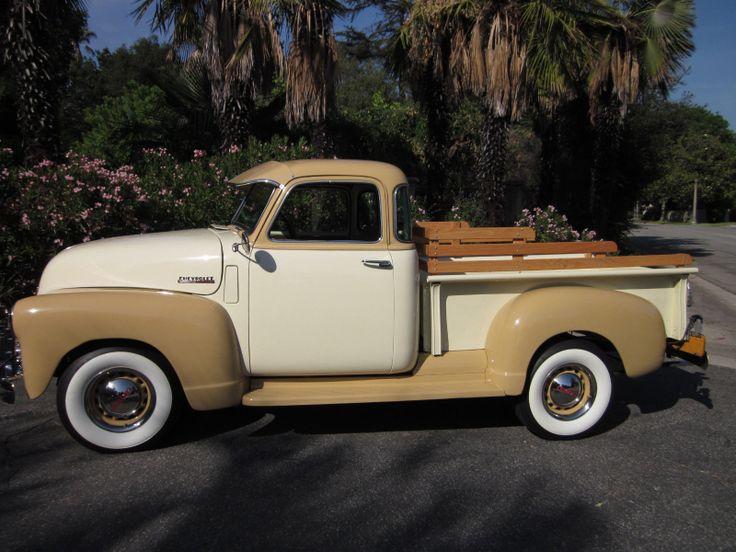 431 best 47-53 chevy truck images on Pinterest | Pickup trucks ...