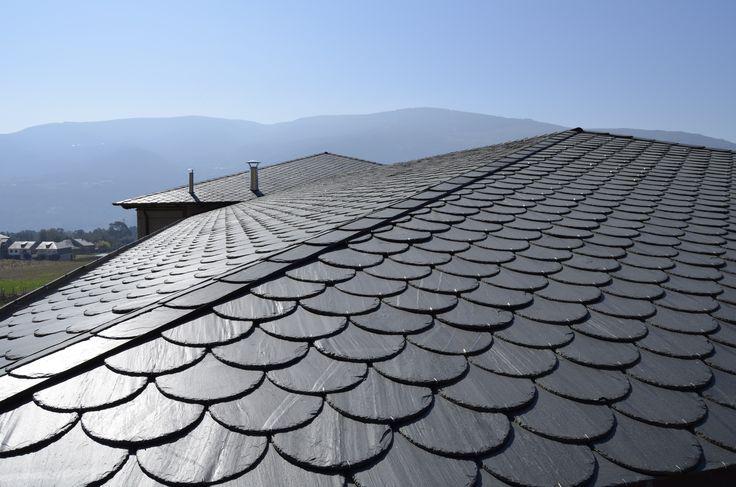 M s de 1000 ideas sobre tejado de pizarra en pinterest - Tejado de pizarra ...