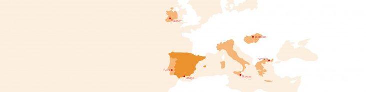 Diseño web para el proyecto #spy de la Diputación de Málaga por #Dika. #estudio #studio #proyecto #project #málaga #diputacióndemálaga #europa #diseño #design #creatividad #creativity #web #website #amigable #easyweb #portalweb #marca #visual #funcional #functional #adaptable #responsive #mockup