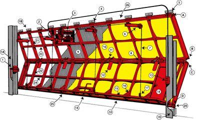 1000 ideas about garage door opener on pinterest garage for Garage reparation strasbourg