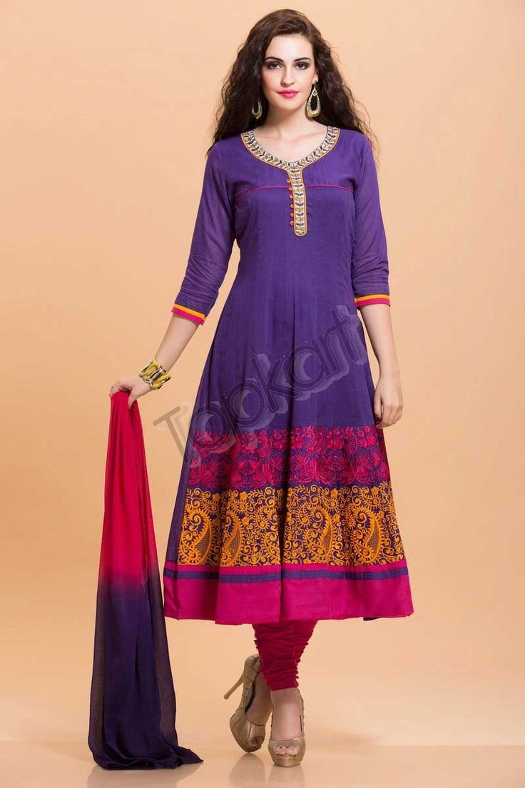 Anarkali Dress Design Photos