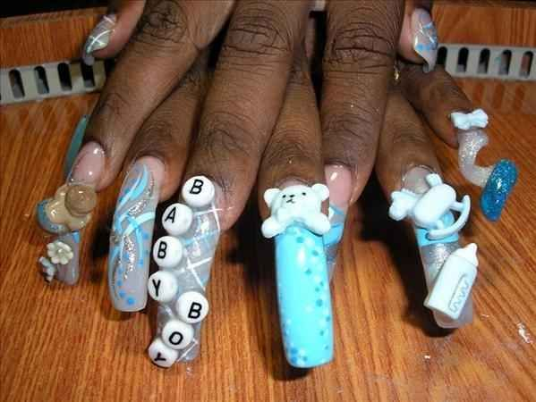 The Best Of Hilariously Awkward Nail Art - BuzzFeed Mobile