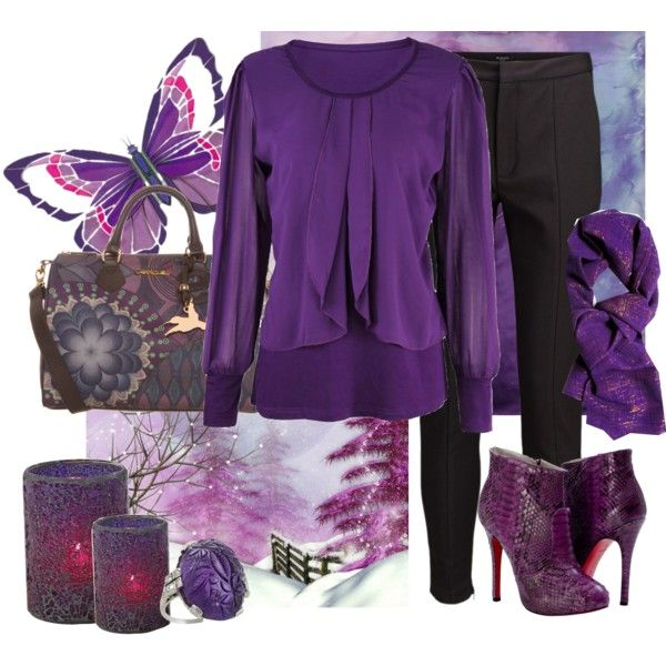 A fashion look from December 2014 featuring SELECTED capris, Paolo Shoes ankle booties and Desigual handbags. Browse and shop related looks.