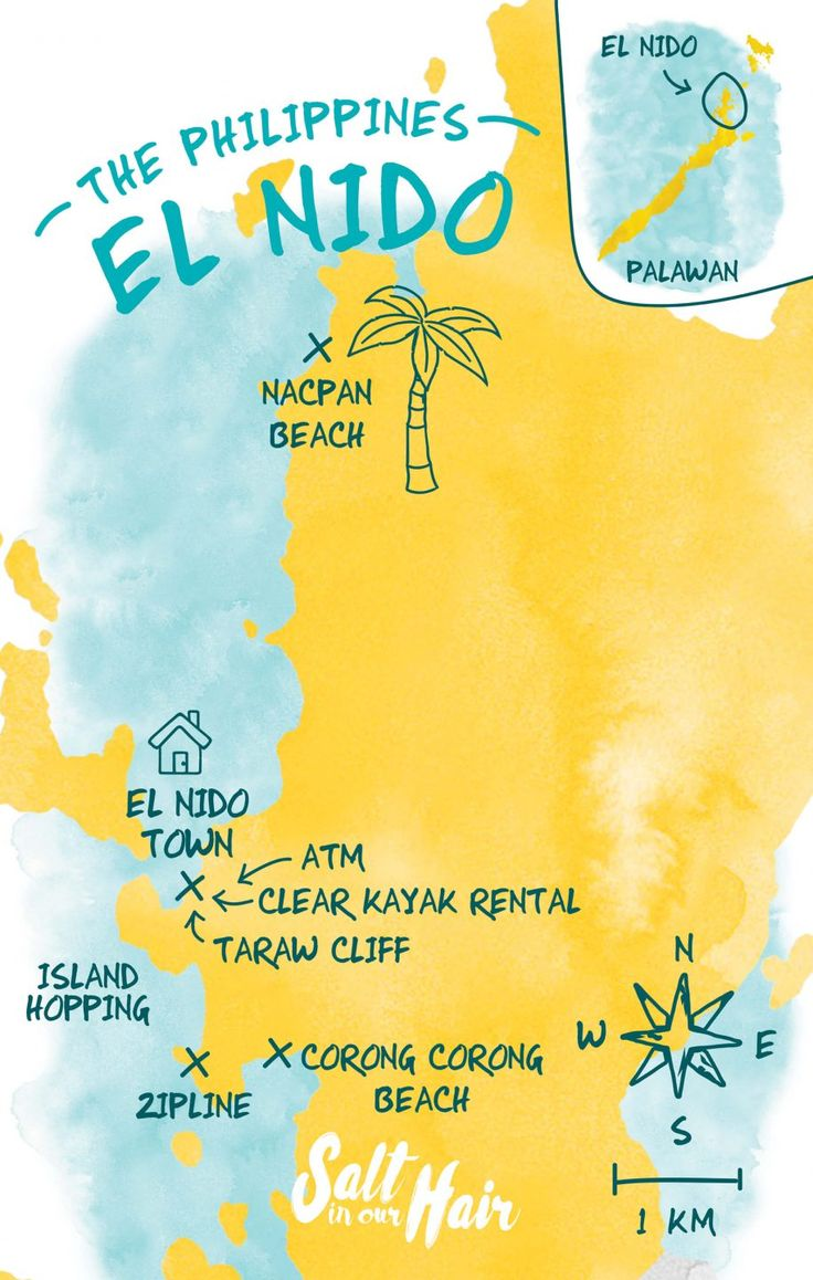 Everything you need to know about El Nido, The Philippines