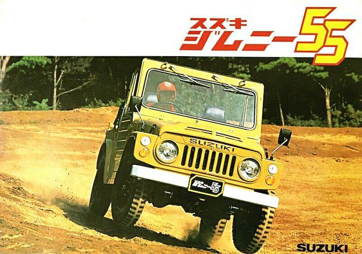 Suzuki Jimny55
