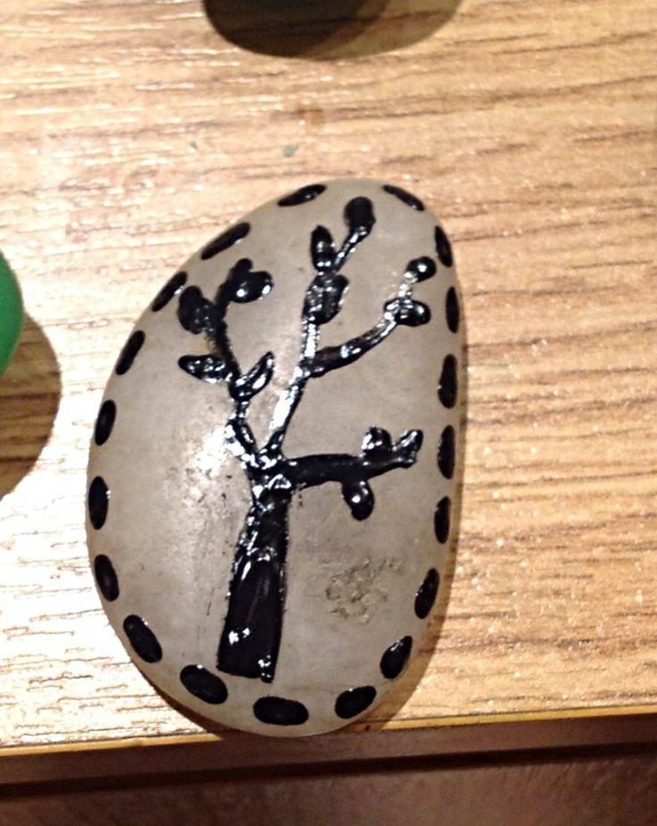 My stone tree ^^