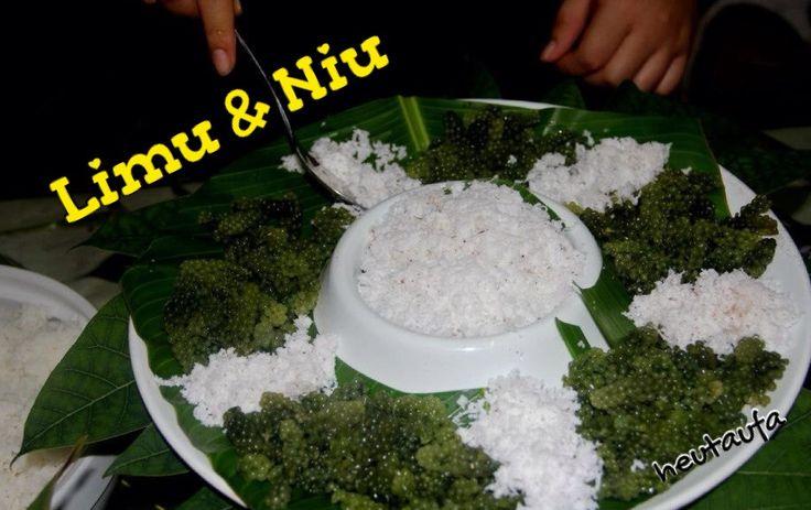 Limu & Niu - Tongan Food