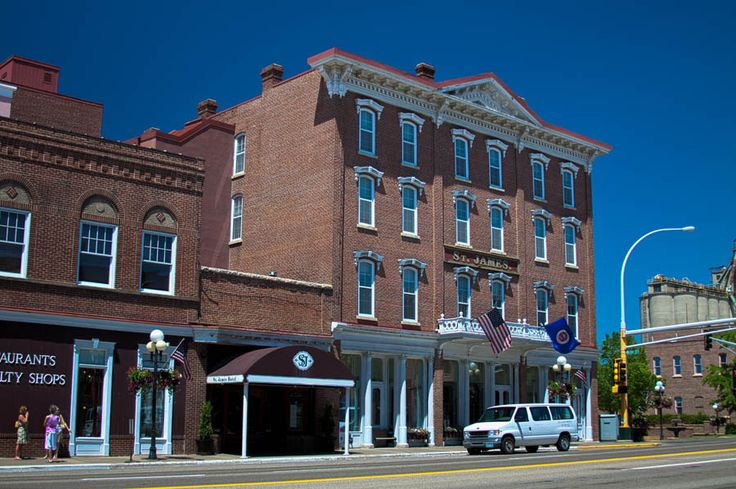 St. James Hotel - Red Wing, MN