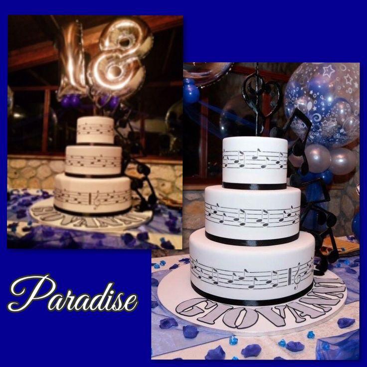 Cake and Music