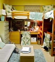Cant wait till next year!!!!! dorm ideas! So excited!