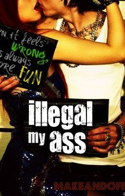 10/10. Another one of my favorite! Seriously, there are so many amazing stories and writers in Wattpad. A MUST READ GUYS! -->Illegal My Ass - Chapter 28- 'And by elephant, I meant his massive hard on.' - makeandoffer