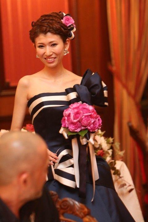 エリ松居 エマリーエ♥すてきな場所で、ロマンティックなご結婚式の花嫁さま
