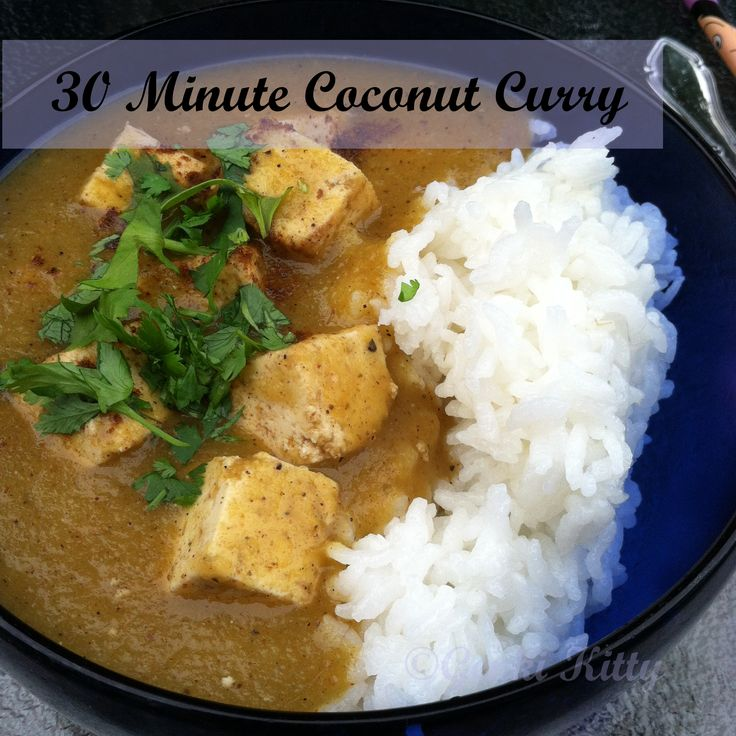 Mango Curry Tofu Recipe