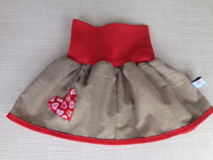 Sweet skirt for newborn