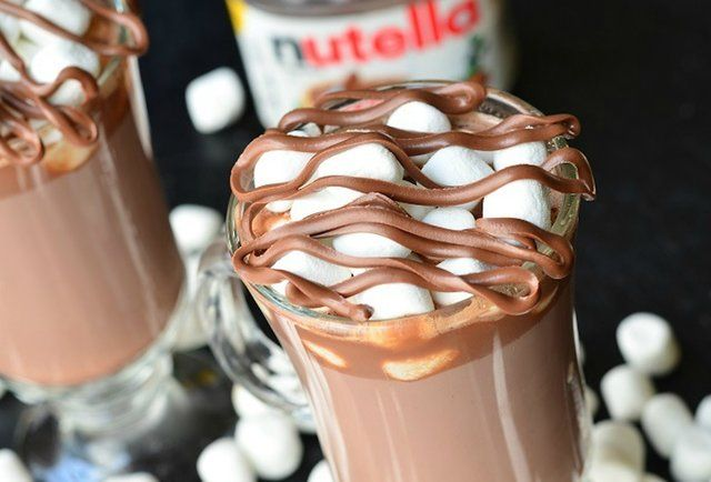 11 Decadent Nutella Cocktails, So You Can Drink Your Dessert