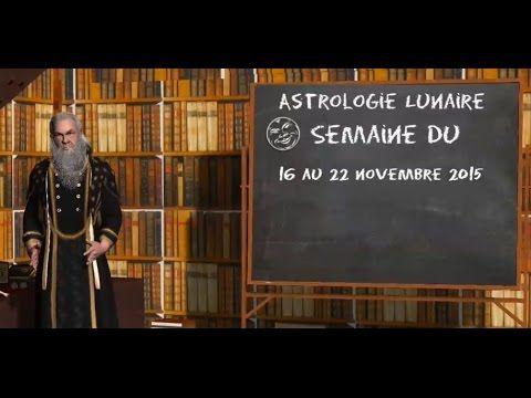 Astrologie Lunaire ☽ Général 16 novembre au 22 novembre 2015