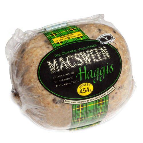Macsweens Vegetarian Haggis 454g