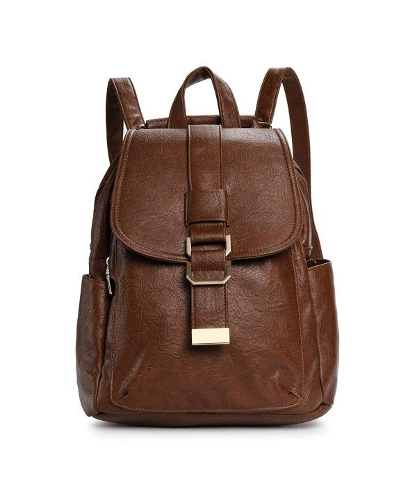 fb01bf8d3612 Retro Medium Backpack for Women- Casual Daily Daypack For 12.5 ...