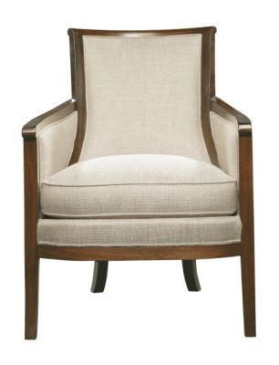 Breck Chair from the Alexa Hampton® collection by Hickory Chair Furniture Co.
