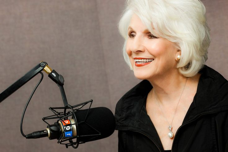 Diane Rehm's podcast starts in early 2017.