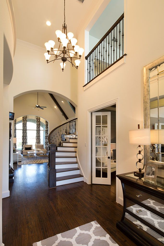 Highland Homes Lawler Park 75s Entryway Frisco Tx Plan 296 Home Builders In Dfw