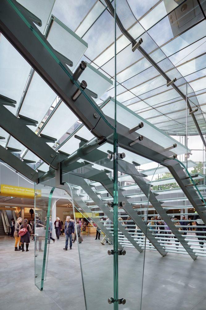 Galeria de Nova Entrada do Museu Van Gogh / Hans van Heeswijk Architects - 4