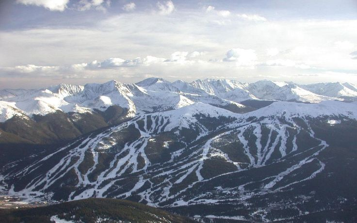 They have my money on  Copper Mountain. Three spring breaks in college... three road trip to Colorado skiing heaven. Someday soon, I will return.