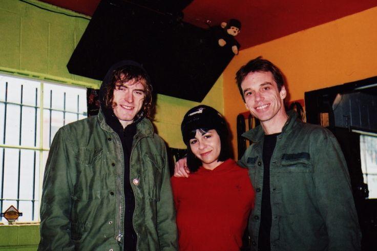 Pearl Jam's Matt Cameron •Sleater-Kinney's Janet Weiss •Death Grips' Zach Hill
